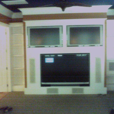 Amazing Media Room Installation